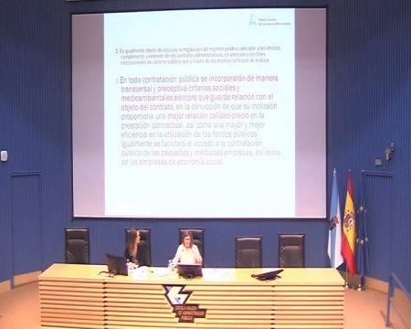 Elementos estruturais dos contratos. Confección de pregos  - A nova Lei de contratos do sector público na Administración local